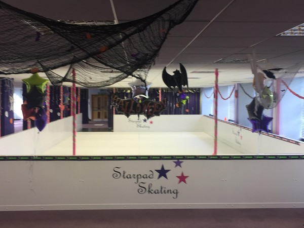 Ice rink business for sale