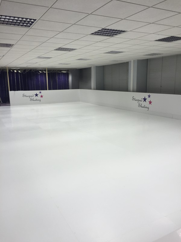 Used Ice rink for sale