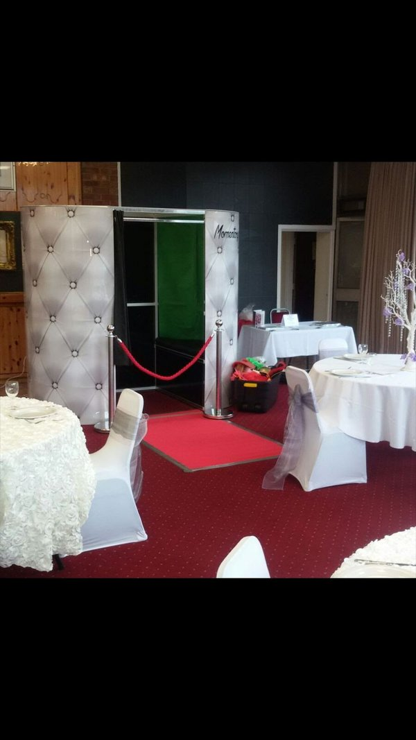 Photo-booth business for sale