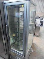 Tecfrigo Rotating Display Freezer