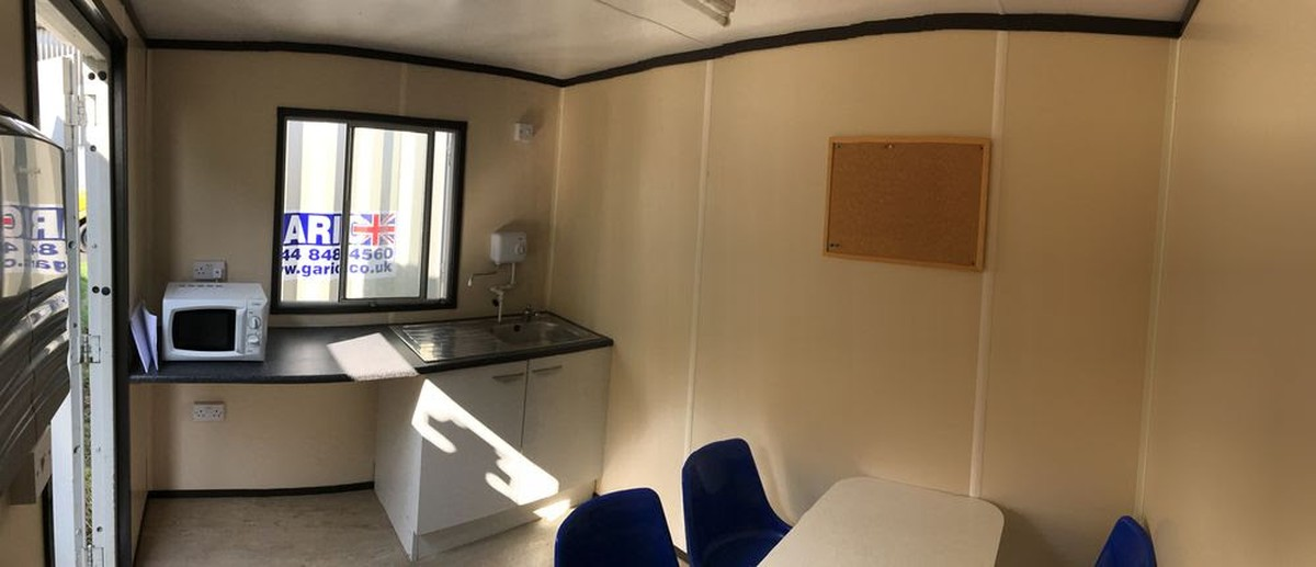 Secondhand Portable Buildings Site Accommodation Staff