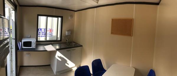 Secondhand kabin