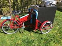 Crepe trike for sale