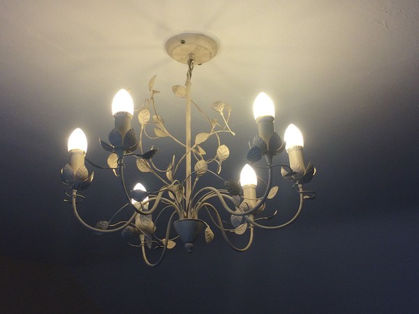 6 arm chandeliers