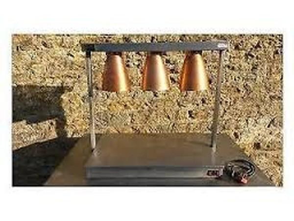 Catering Hotplate 3 Lamps
