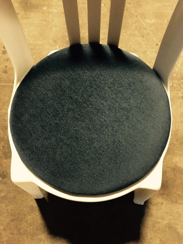 Blue Bistro seat pads