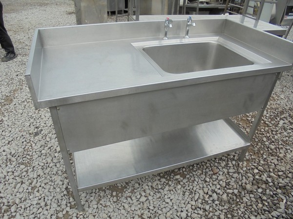 Stainless Steel Single Sink (4892)