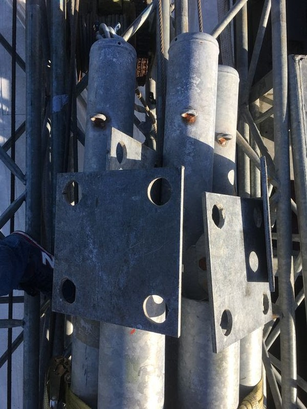 Marquee Poles/King Poles Feet
