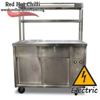 Hot Cupboard & Gantry Front