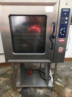 Hobart Combi-Oven Control Panel