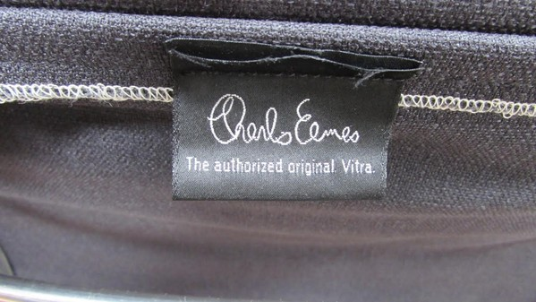 Chair Label