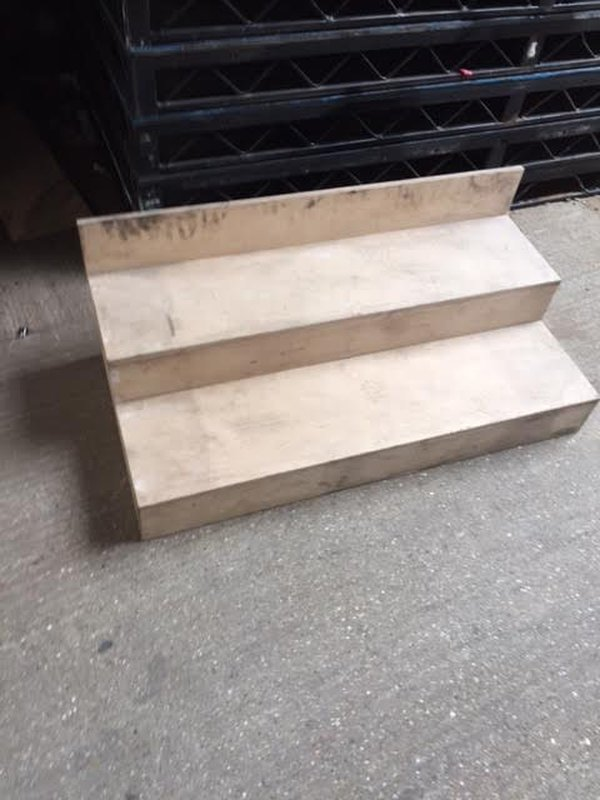 Birch Ply Box Treads