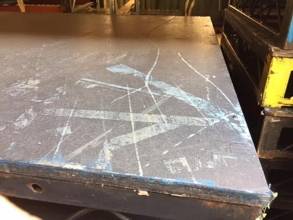Used Original Steeldeck Top