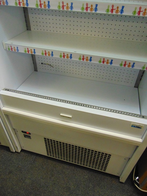 Chilled Multi Deck Display Front