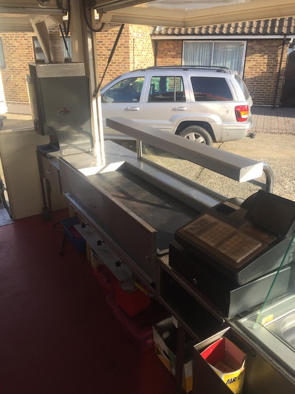 23 ft Katercraft Catering Unit