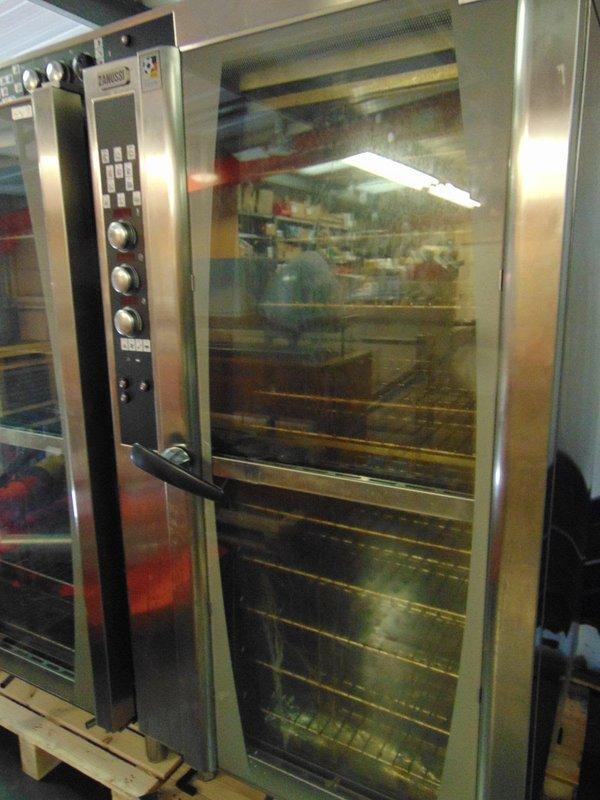 Zanussi Combi Oven Front
