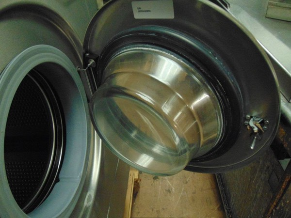JLA 35 Washing Machine Door