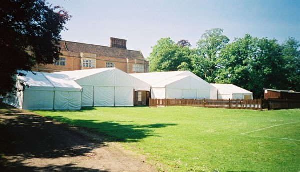 marquee hire long term