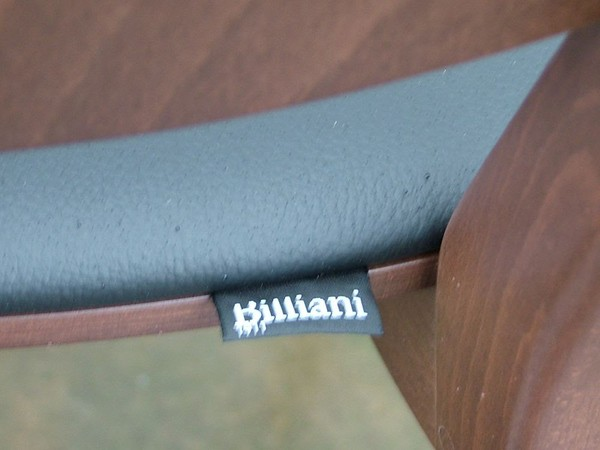 Italian Billiani chairs