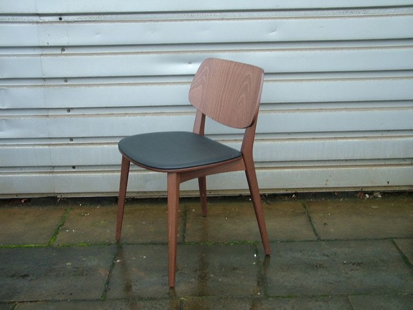 Italian style cafe chairs