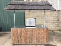 Mobile Bar Unit Front