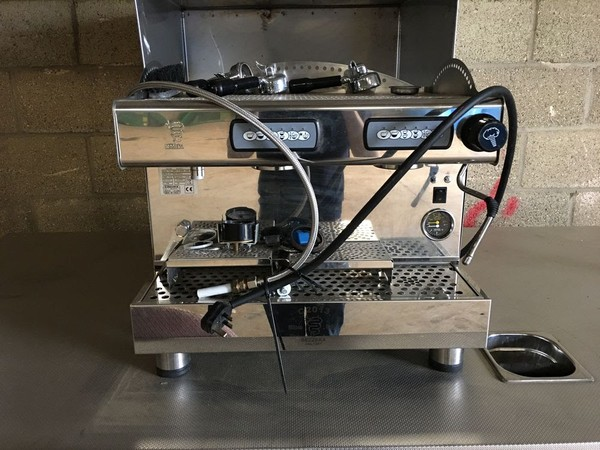 Mobile Bar Unit Coffee Machine