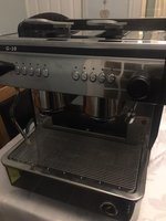 Commercial Coffee Machine Front