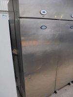 Upright Freezer Closed