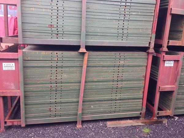 Hoarding Panels, 2M X 3M