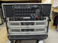 PA Rack Front