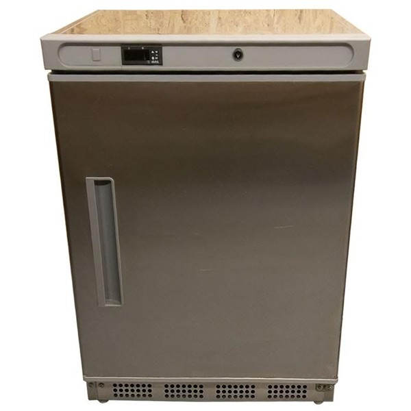 Bar Freezer Front