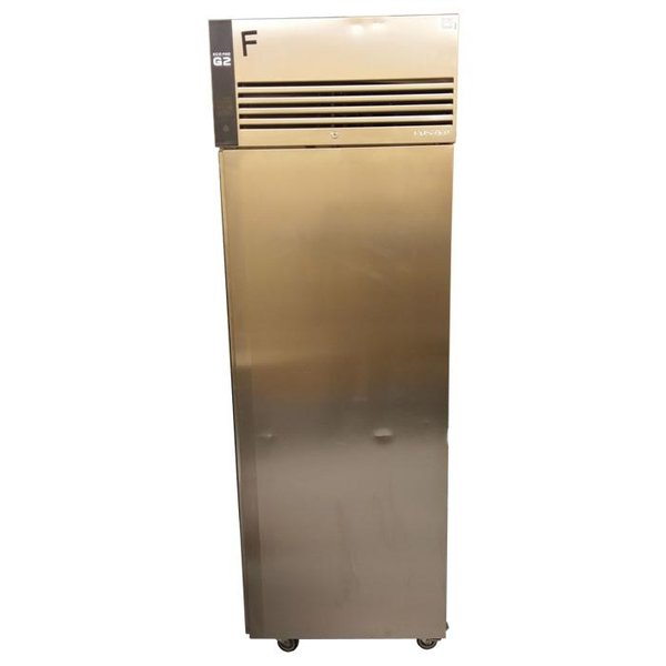 Upright Fridge Front