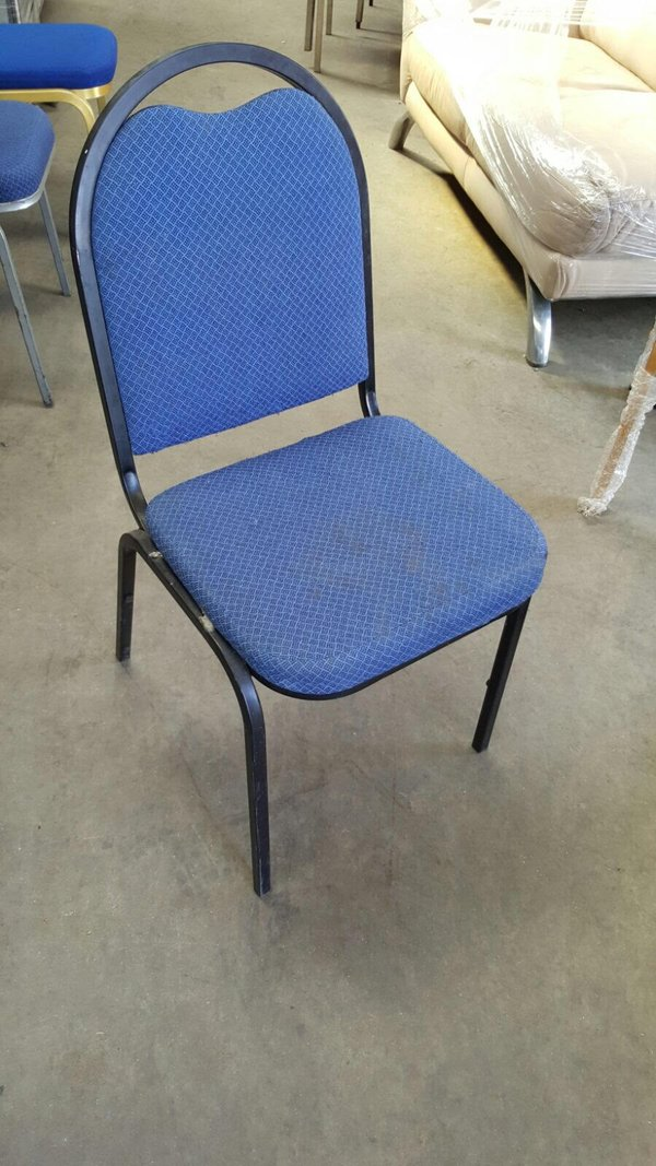 34 x Stacking Banquet Chairs