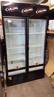 Carling Drinks Display Fridge
