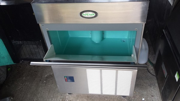 Foster Fmif 120 Ice Flaker Open