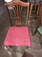 Ex Pub/Restaurant Chair For Sale