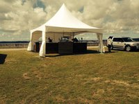 Brand new 6X6m pagoda marquees