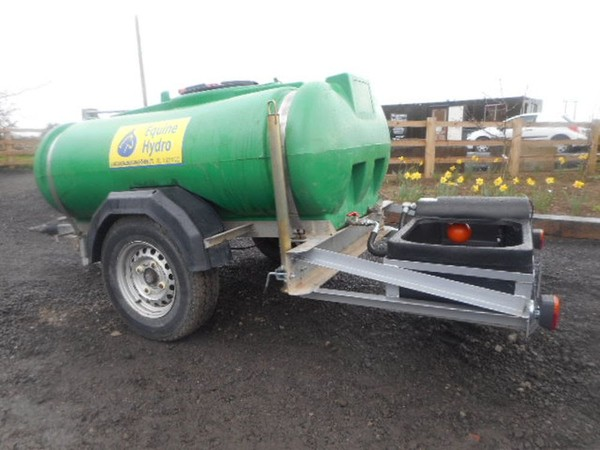 1250L Trailer Engineering Towable Water Bowsemobile equine / animal water