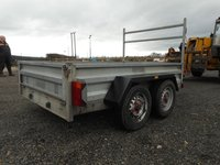 Indespension Trailers GT2600 Builders Trailer Ladder Rack
