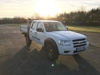 White 2008 Ford Ranger Dropside