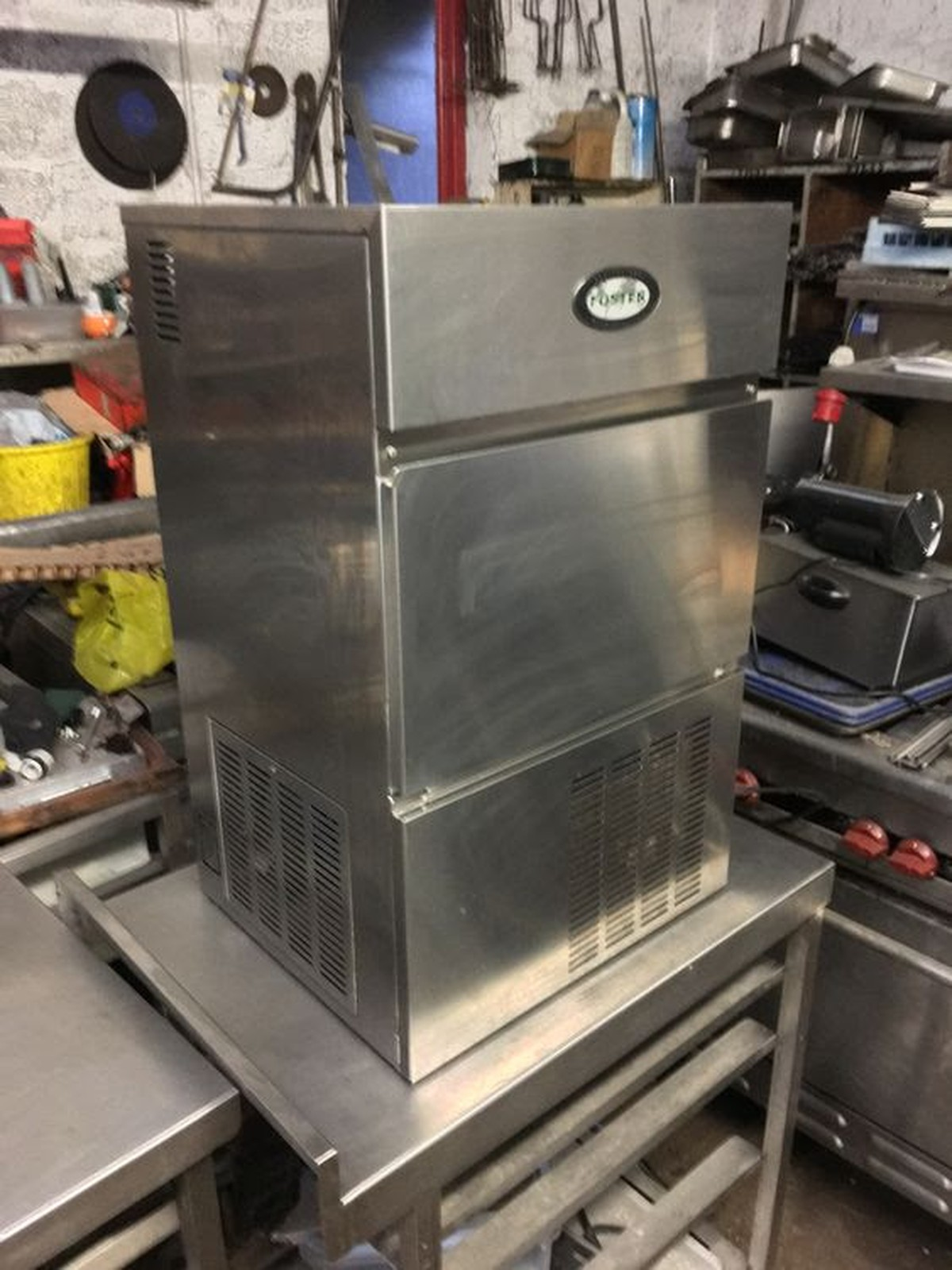 Secondhand vintage and reclaimed cheaper catering for Ice makers for sale