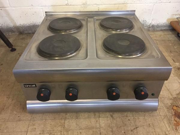 Lincat HT6 Electric Boiling Top