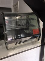 Polar Countertop Refrigerated Display Cabinet