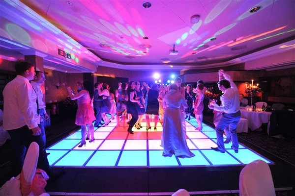Party LED dance floor for sale