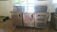 Stainless Steel Infrico Preparation Table