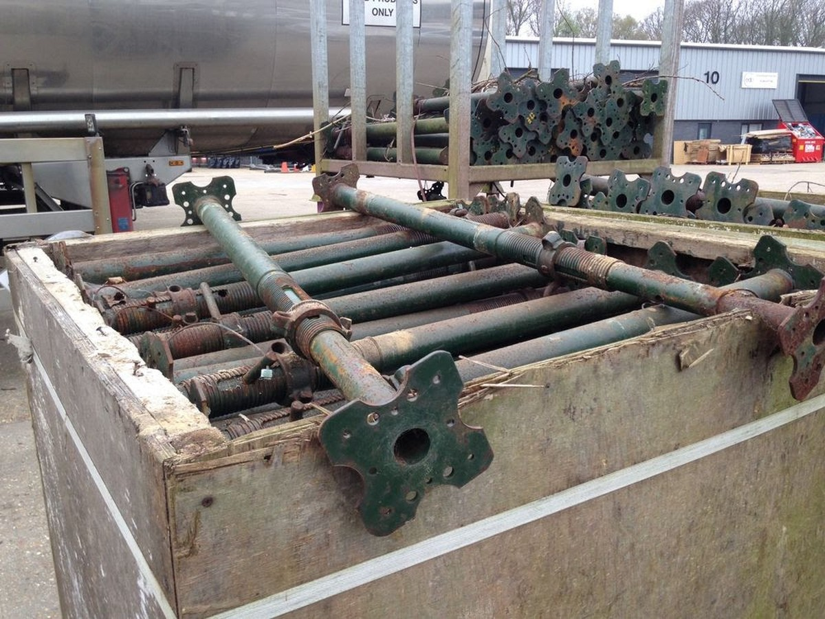 Acrow Props Uk : Secondhand plant tools and equipment props temporary