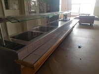 5m Long Hot Cupboard For Sale