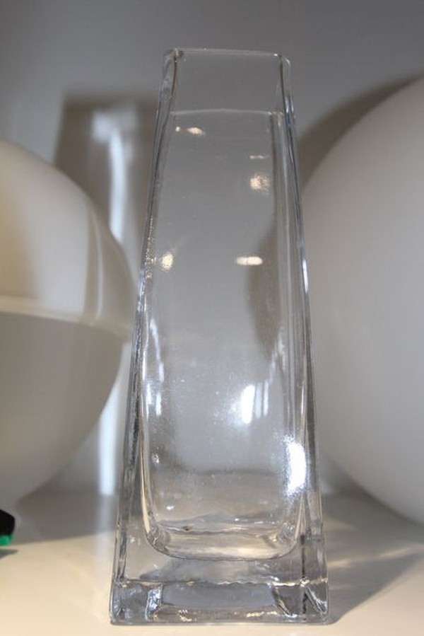 Tapered Glass Vases For Sale