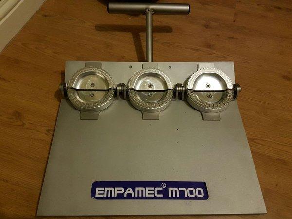 Empamec M700 Pastry Moulder