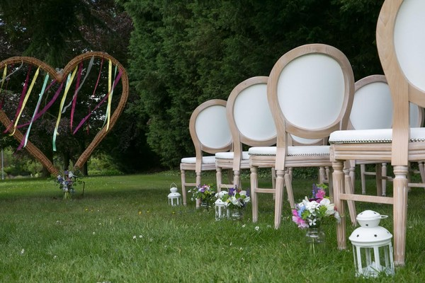 Triomphe Chairs Wedding